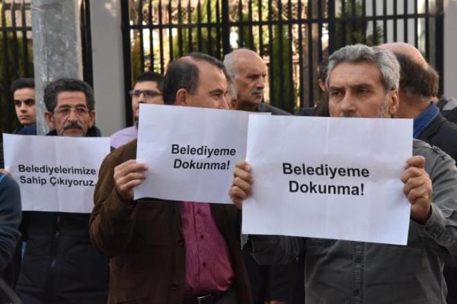 Kışanak'ın Gözaltına Alınmasına İzmir'den Tepki
