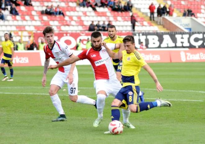 Samsunspor-Menemen Belediyespor Fotoğrafları (Ziraat Türkiye Kupası)
