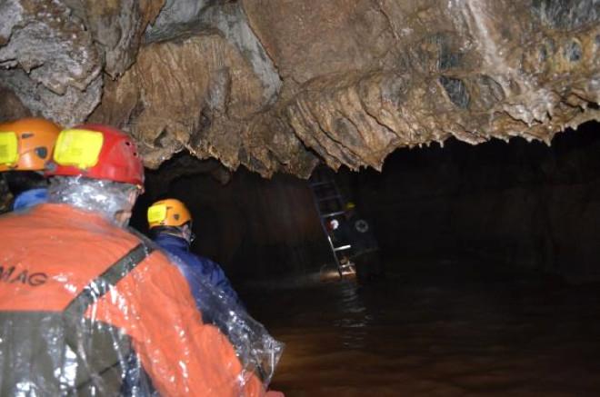 Söğütlü'deki Vahşi Mağara Turizme Açılacak