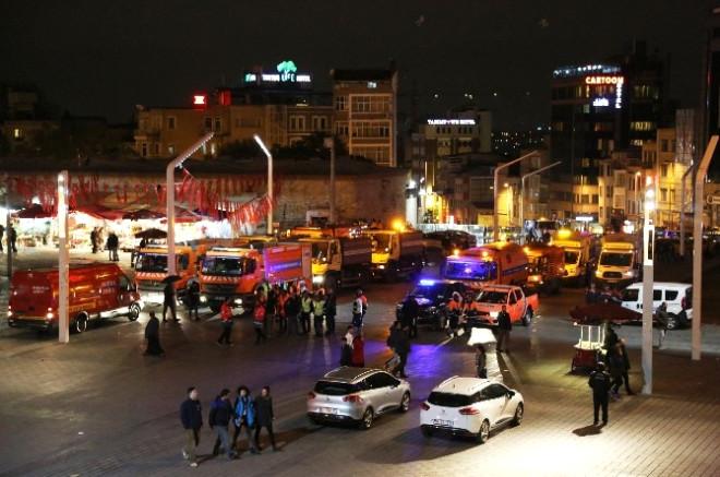 758 Personel İstanbul'u 24 Saat Temizliyor