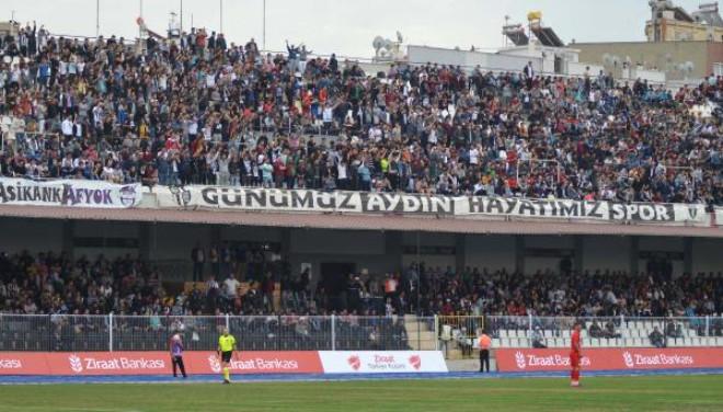 Aydınspor 1923-Antalyaspor Fotoğrafları (Ziraat Türkiye Kupası)