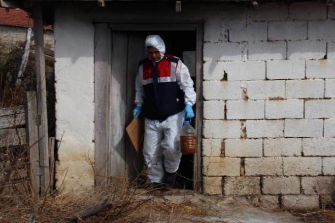 Bulgaristan Sınırındaki Bağevinden Parmak İzleri Öksüz'e Ait Değil