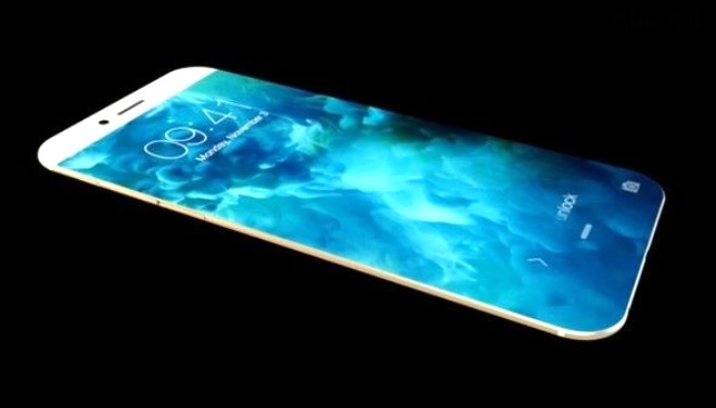 İşte Apple'ın son bombası: Iphone 8