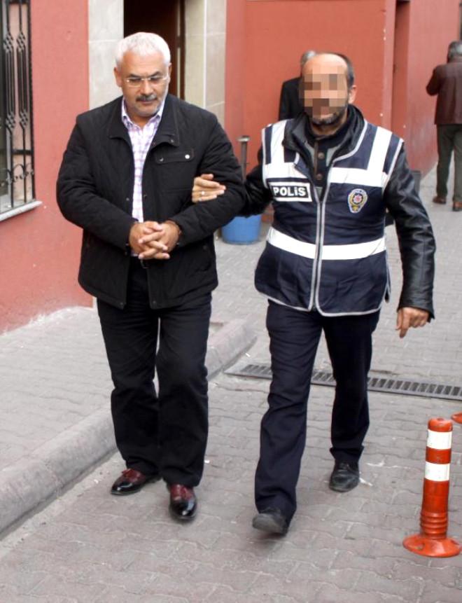 Kayseri'de 'Yağma ve Kara Para Aklama' Suçundan 10 Gözaltı