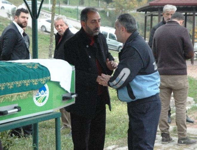 Öldürülen Site Yöneticisi Son Yolculuğuna Uğurlandı
