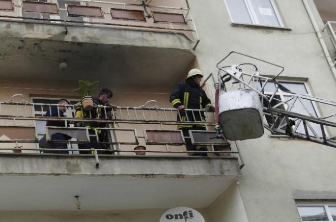 Tekirdağ'da Yangın: 1 Ölü