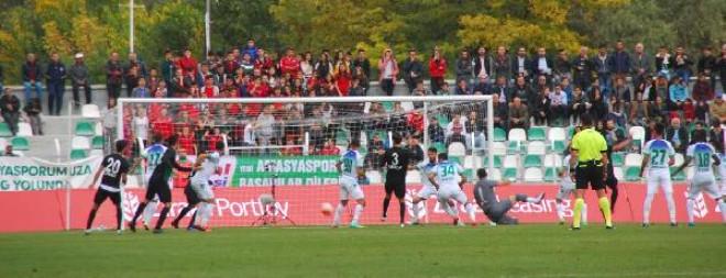 Yeni Amasyaspor-Denizlispor Fotoğrafları (Ziraat Türkiye Kupası)