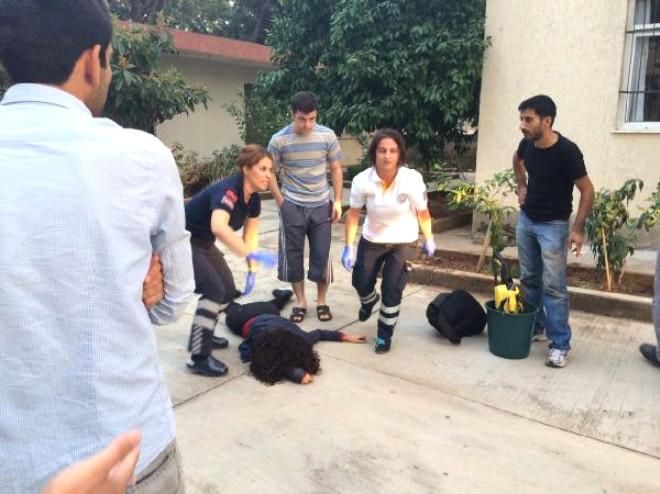 13 Yaşındaki Aleyna, 10 Katlı Binanın Çatısından Atlayıp İntihar Etti