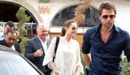 Angelina Jolie FBI'a Dört Saat İfade Verdi