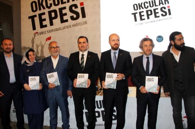 Bilal Erdoğan: 'Bir Nesil Çanakkale'ye Layık Olamadı, Yeni Nesil 15 Temmuz Şehitlerine Layık...