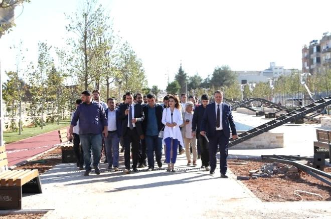 Büyükşehir Projelerine Teşkilattan Tam Not