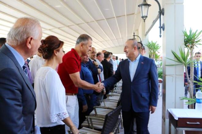 Çavuşoğlu: Fefö Vebasından Tüm Dost ve Kardeş Ülkeleri Kurtaracağız