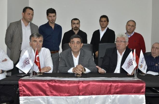Ertekin: 'Yönetim Kurulu Bırakırsa Ben de Bırakırım'