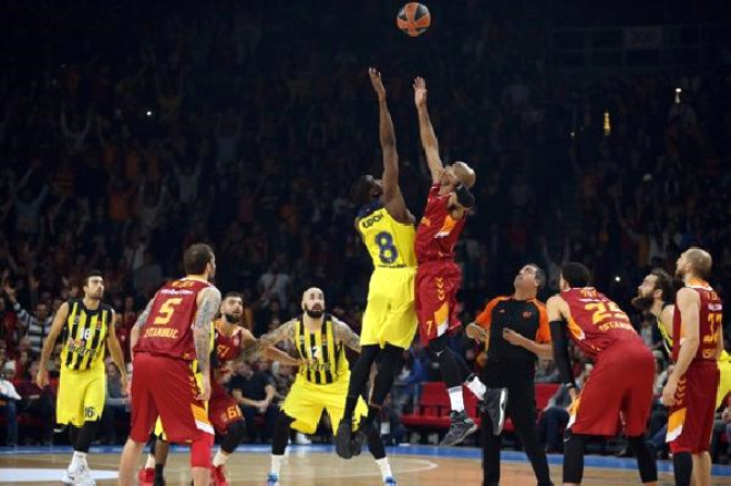 Galatasaray Odeabank: 87 - Fenerbahçe: 103