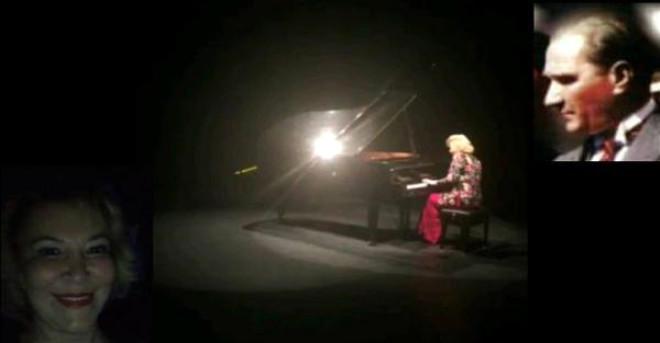 Gülsin Onay'dan Şili'de Cumhuriyet Konseri