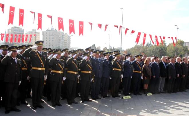 Kayseri'de Cumhuriyet Bayramı Kutlamaları Başladı