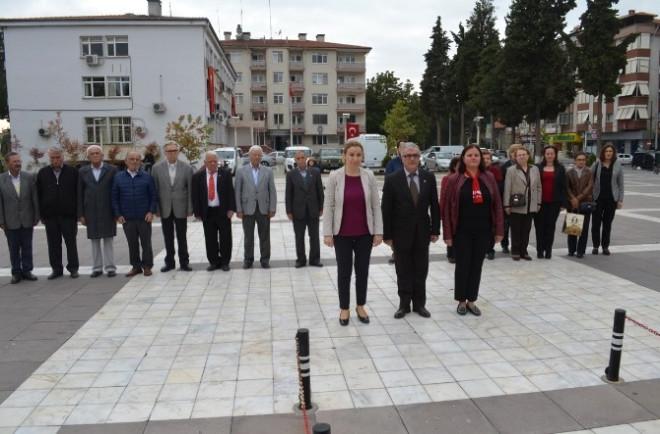 Kula ve Salihli'de Cumhuriyet Bayramı Kutlamaları