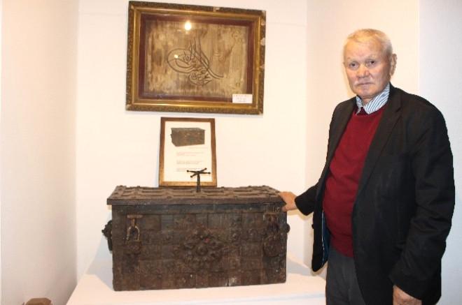 Kendi Kurduğu Müzede 3 Bin Eser Sergileyecek