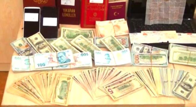Aksilahlanma' Etiketini Açan Twitter Kullanıcısının Evinden Fetö'nün Paraları Çıktı