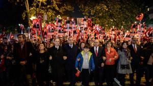 Bağdat Caddesi'nde 29 Ekim Coşkusu