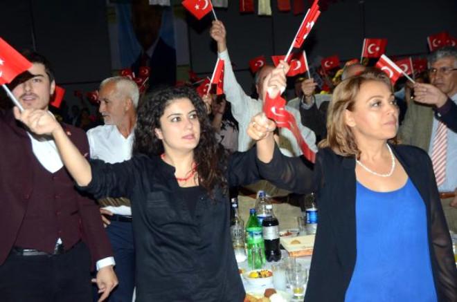 Bodrum'da Coşkulu Cumhuriyet Balosu