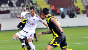 Elazığspor-Yeni Malatyaspor: 1-2