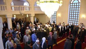 Nusaybin'de Seyda Camii Ibadete Açıldı