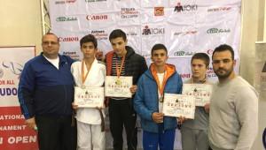 Manisa Büyükşehir'li Sporculardan Makedonya'da Büyük Başarı
