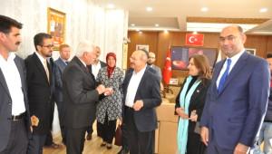 AK Parti Genel Başkan Yardımcısı Sorgun Eleşkirt'te