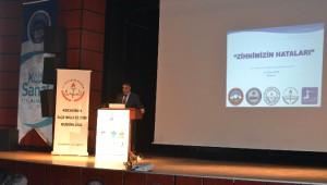 Kocasinan'daki Yöneticiler ve Psikolojik Danışmanlar İçin Konferans Düzenlendi