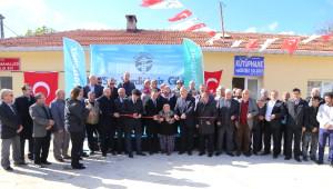 Şile'de Toplu Açılış Töreni