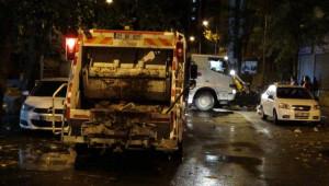 Yenişehir'in 5 Gündür Toplanmayan Çöplerini Sur Belediyesi İşçileri Topladı - Fotoğraf