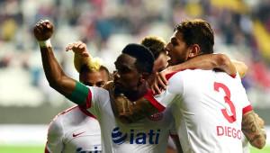 Antalyaspor- Gençlerbirliği: 1-0