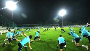 Milliler, Kosova Maçı Hazırlıklarını Sürdürdü