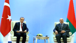 Erdoğan: Belarus Firmalarının Türkiye'de Yatırım Yapmalarını Bekliyoruz (Fotoğraf)