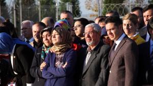 Şehit Kaymakam Safitürk'ün Cenazesi Kocaeli'ne Getirildi