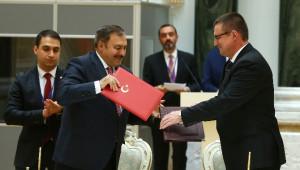 Türkiye ile Belarus Arasında Anlaşma 9 İmzalandı