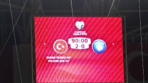 Türkiye Kosova Maç Fotoğraflar (4)