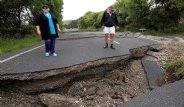 Yeni Zelanda'da Deprem Sonrası Halk Geceyi Sokakta Geçirdi