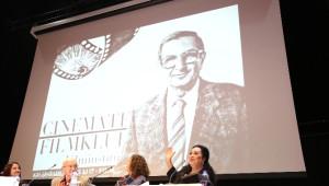 Türk Sinemasının 'Sultan'ı, Ataşehir'de Atıf Yılmaz'ı Anma Programına Katıldı