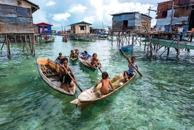 Yürümeden Yüzmeyi Öğrenen Bajau Kabilesi Hakkında 12 Bilgi Foto ...