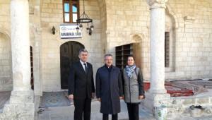 Gebze Belediye Başkanı Köşker Silvan'da