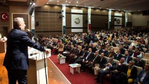 Milletvekili Külünk, Konya'da Konferans Verdi