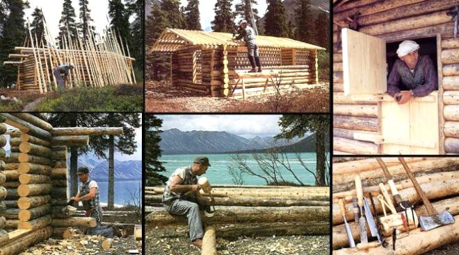 Alaska'da 30 Yıl Yalnız Yaşayan Adamın Yaşamından 13 Kare
