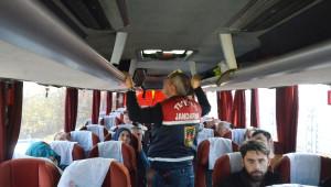Çorlu'da Jandarmadan Huzur ve Asayiş Uygulaması