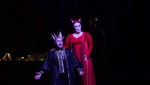 William Shakespeare'nin Macbeth'i Seyirci ile Buluştu