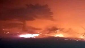 Gerede'de Orman Yangını