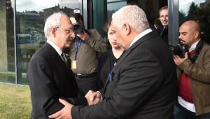 Kılıçdaroğlu'dan, Küba Ankara Büyülelçiliğine Taziye Ziyareti