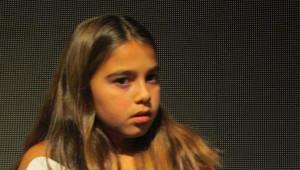 Defilede Siyah Gelinlik Giyen Çocuklar 'Çocuk Gelinlere Hayır' Dedi