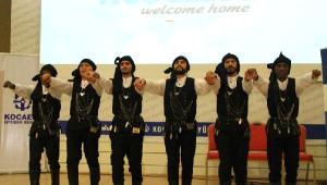 Yabancı Öğrenciler Horon Tepti